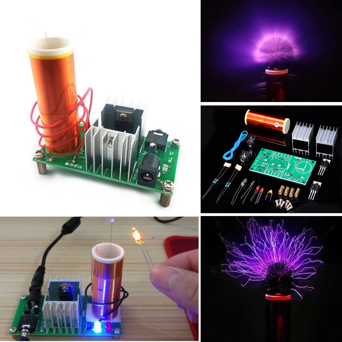 Tesla Coil Ebook