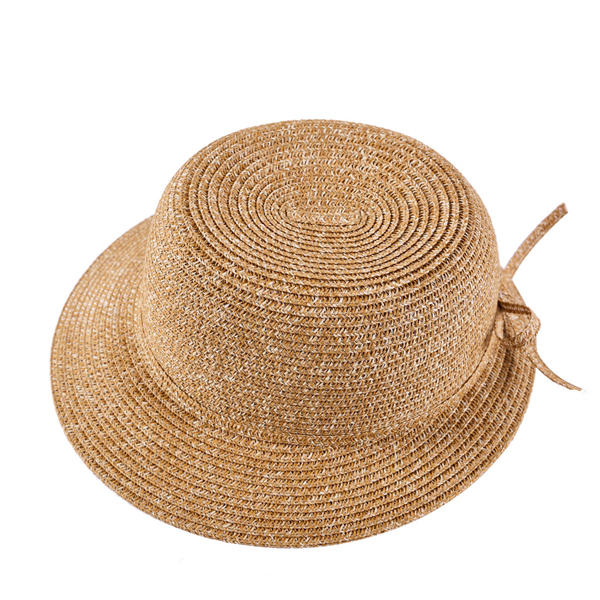 bb27fcab0c94c lyza summer breathable straw hat outdoor travel beach sunshade visor hat  for women at Banggood sold out