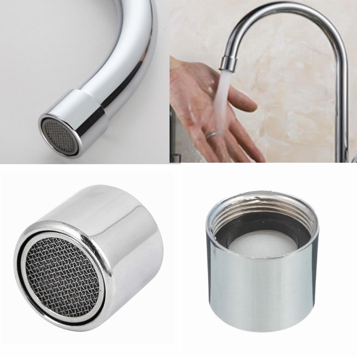 15.4 mm robinet barboteur pour économiser l'eau filtre du pulvérisateur de femmes