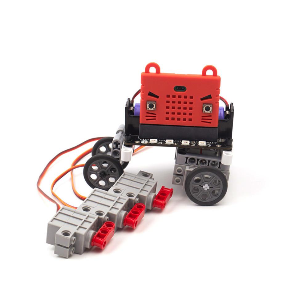 4pcs Microbit Robotbit Geek Servo Motor 270 Degree Rotation For Lego Rc Robot Cod