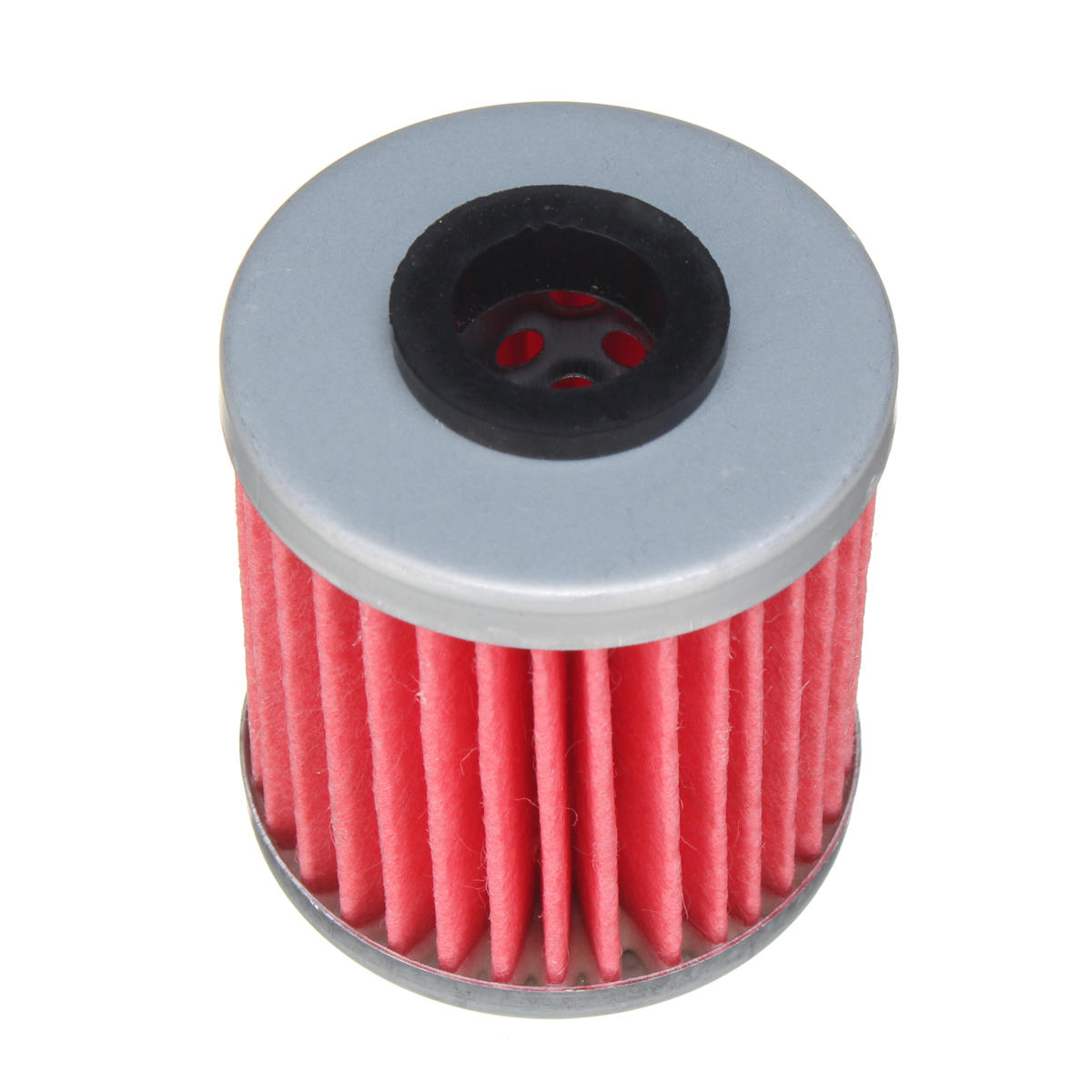 Oil Fuel Filter Hf207 For Kawasaki Kx250f Kx450f 04 17 Suzuki Rmz250 Rmz450 Rmx450z
