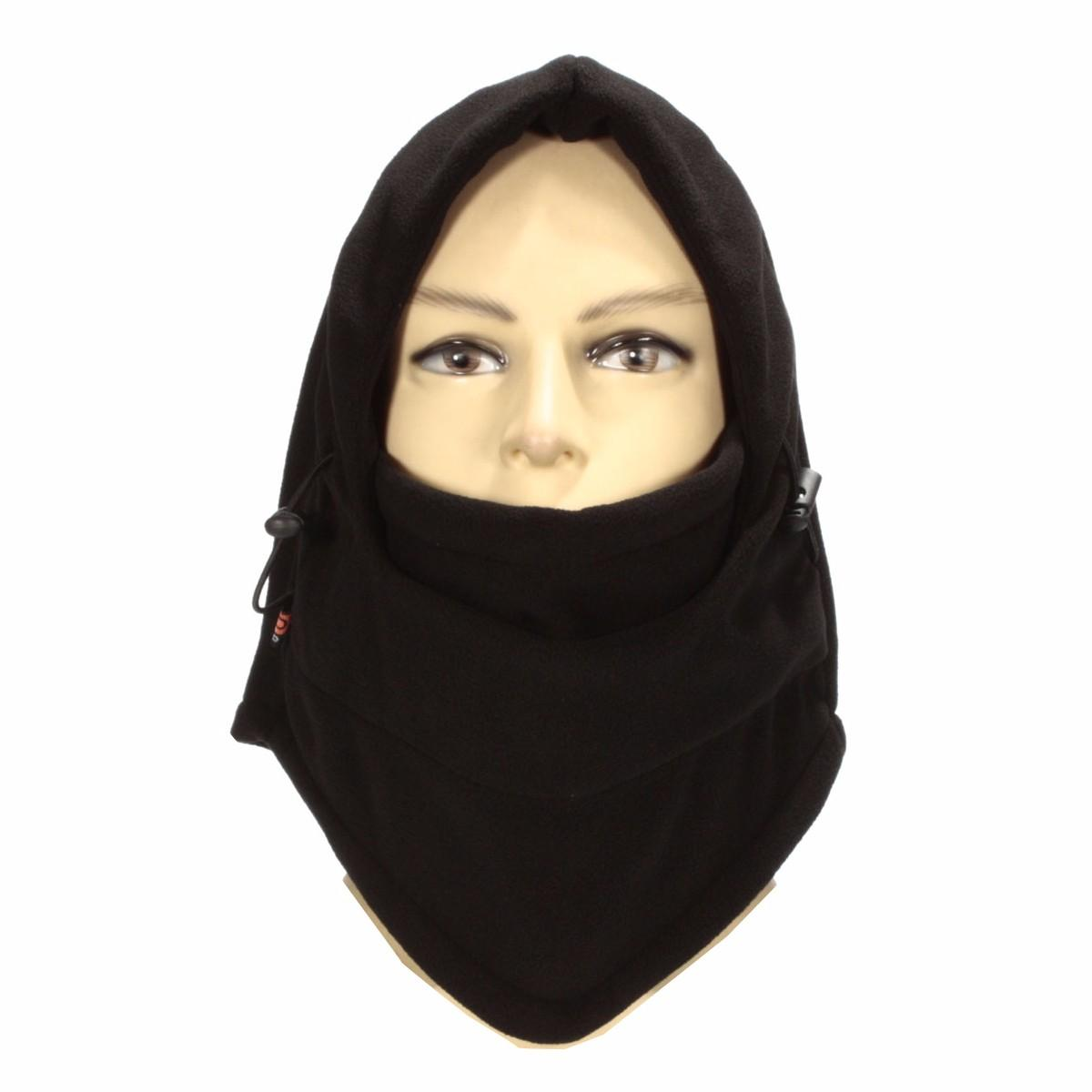 58d8d5a520f Motorcycle Full Face Mask Cap Ski Winter Warm Windproof Balaclava Cover  Neck Hat COD