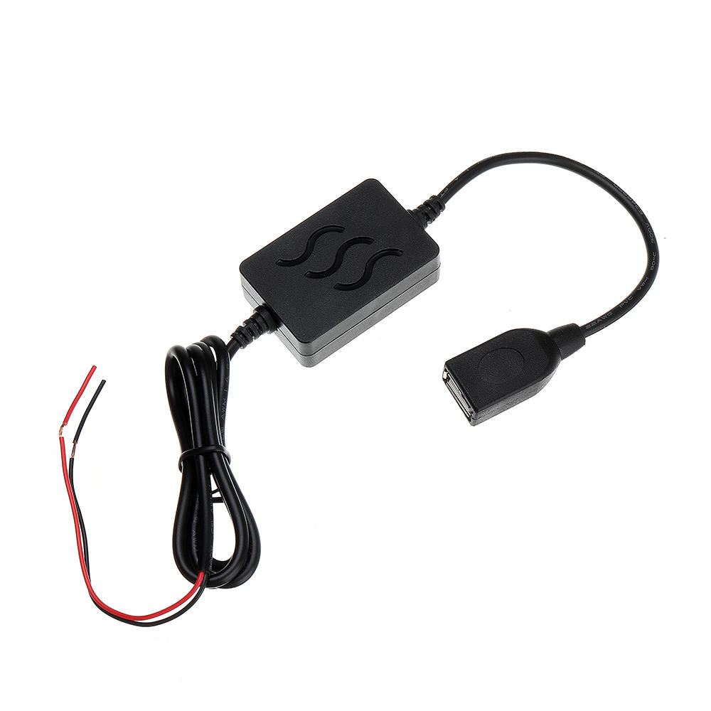 70 Mai Car Dvr Intelligent Rear View Mirror Fuse Box Hard Wire Voltage Modified Line