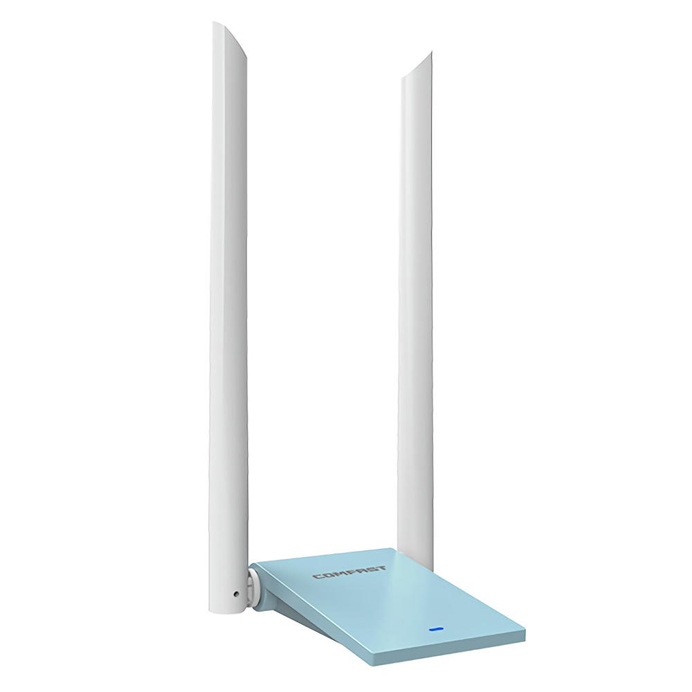 COMFAST CF-WU781A 600Mbps Dual Band 2.4GHz & 5.8GHz USB Wireless Networking Adapter Wireless Card