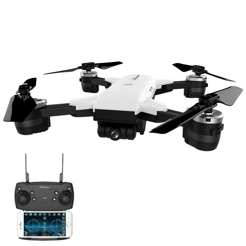 JDRC JD-20 JD20 WIFI FPV With 2MP Wide Angle Camera High Hold Mode RC Drone Quadcopter RTF