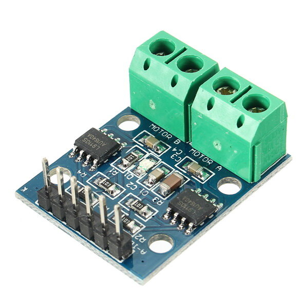 L9110S H Bridge Stepper Motor Dual DC Driver Controller Module For Arduino
