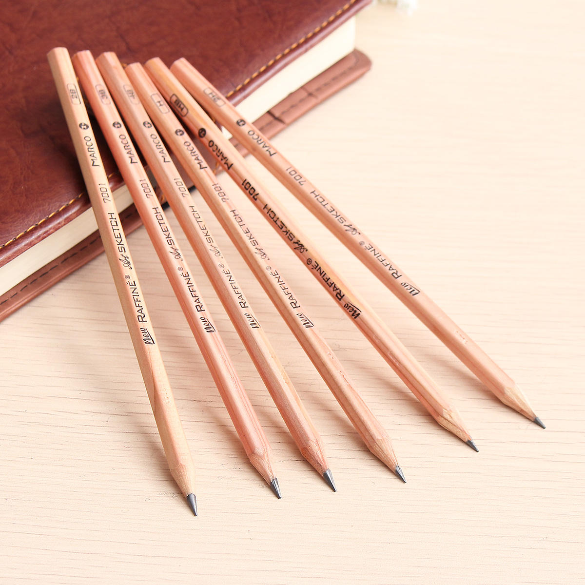 12 pcs pencil set profession log sketch art drawing wood painting pencil office school sale banggood com sold out