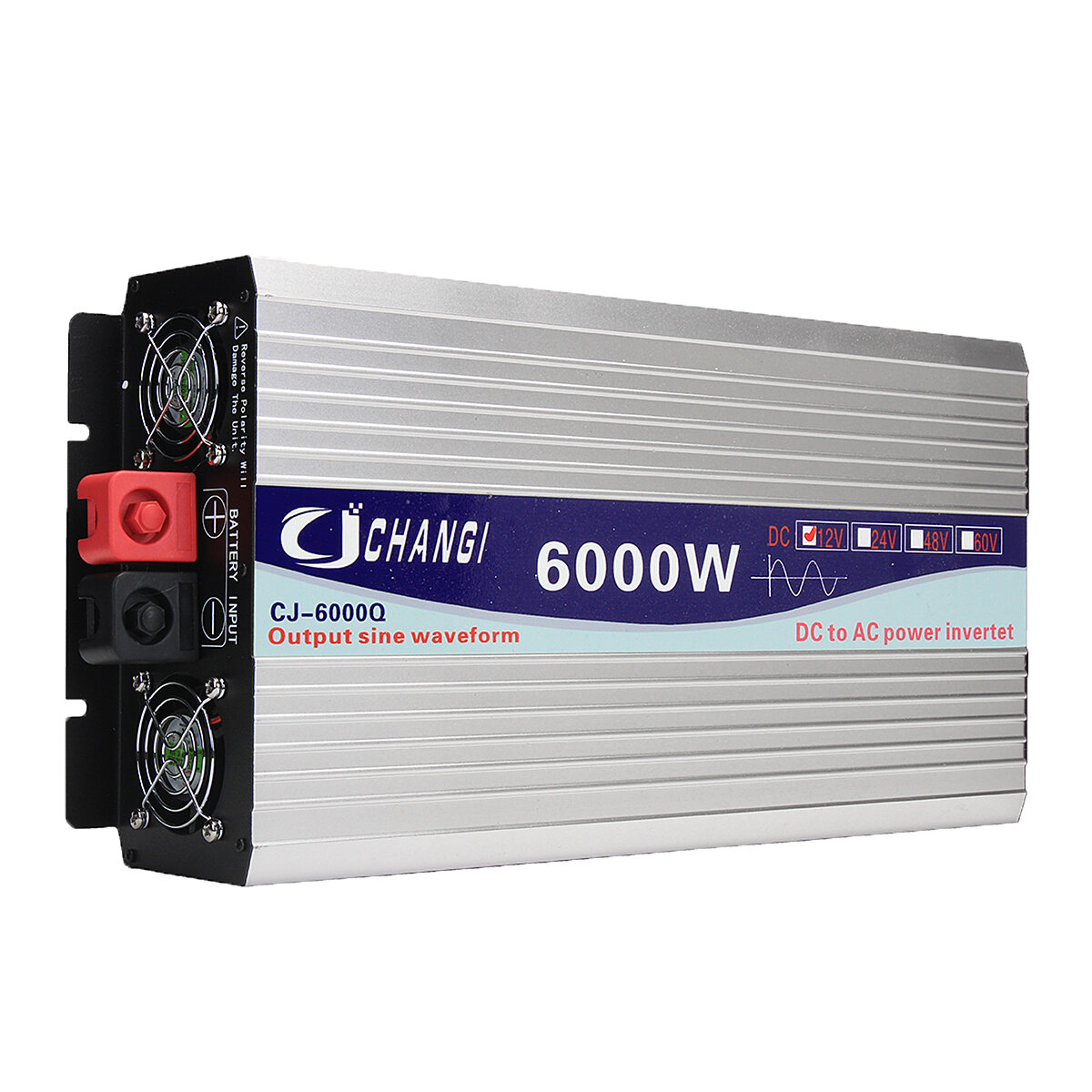 Intelligent Screen Pure Sine Wave Power Inverter 12v 24v To 220v Circuit Diagram 3000w 4000w