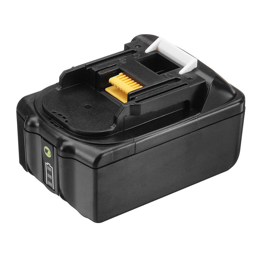 Outil électrique de rechange MAK-18B-Li 18V Li-Ion 5.0Ah / 6.0Ah Batterie pour Makita BL1850 BL1860