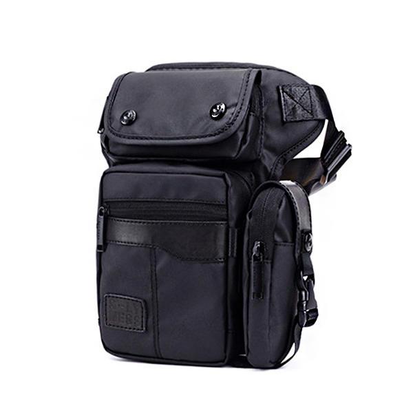 Oxford midja ben väska Vattentät axelväska utomhus camping handväska  taktisk ryggsäck 55537d1269654