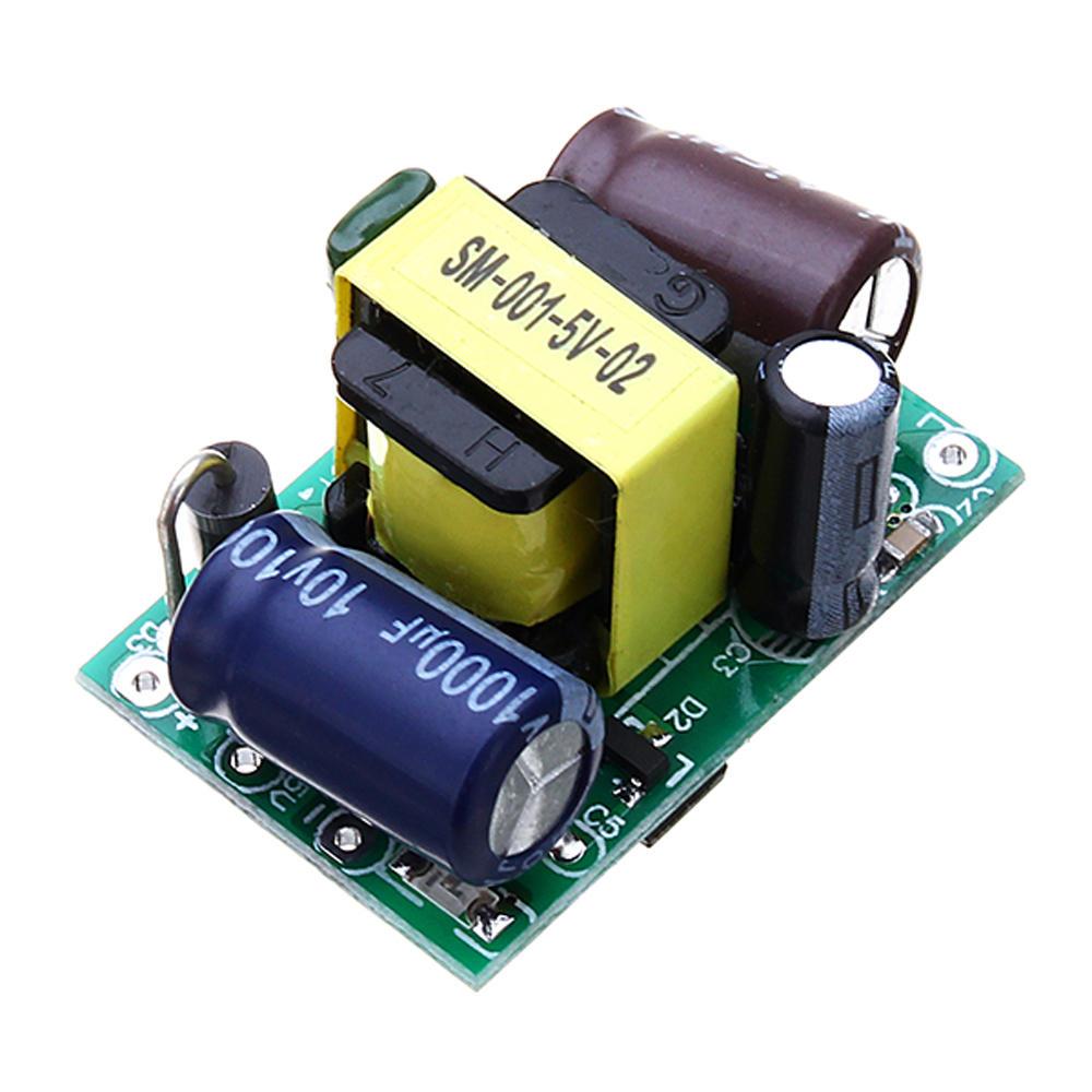 Ac Dc 5v600ma Switch Power Supply Module Bare Board Led Circuit Micro