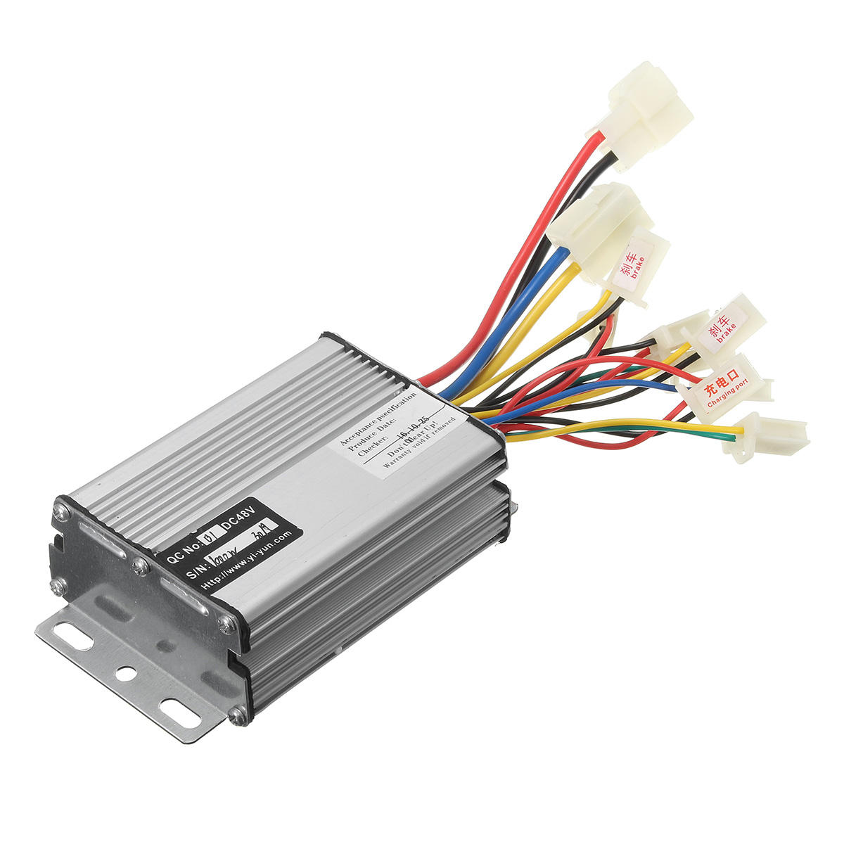 48v1000w Electric Vehicle Motor Brush Controller Scooter Sale Home Wiring For An Car