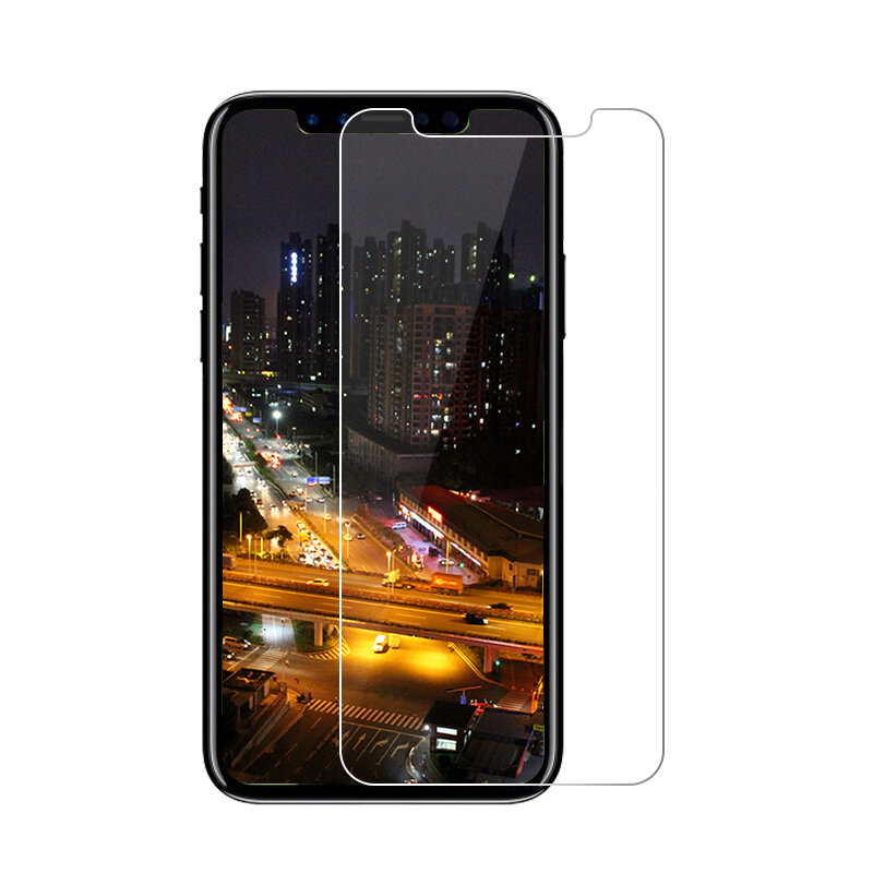 Bakeey 2.5D 9H Scratch ResistantTempered Glass Screen Protector Film For iPhone XS/X