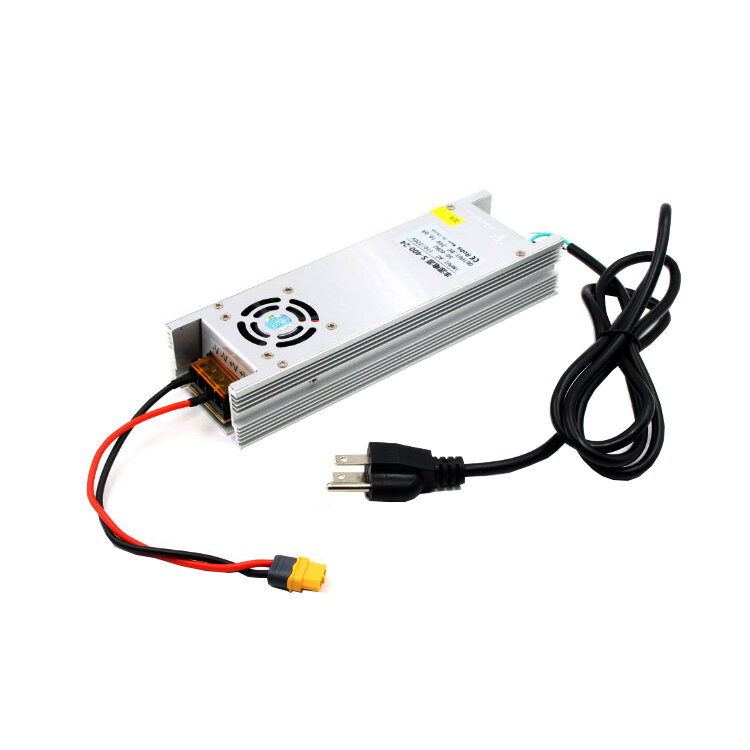 LANTIAN 24V 16.6A 400W Power Supply Adapter for ISDT Q6 Pro Charger
