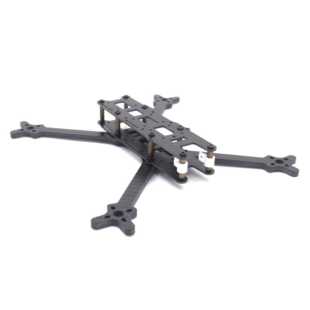 LEACO FlosStyle 245mm Wheelbase 5 Inch 5mm Arm Acro Freestyle FPV Racing Frame Kit