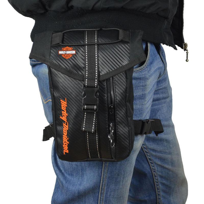 Oxford Waterproof Military Waist Leg Pack Multi Functional Motorcycle Cycling Fishing Tool Bag