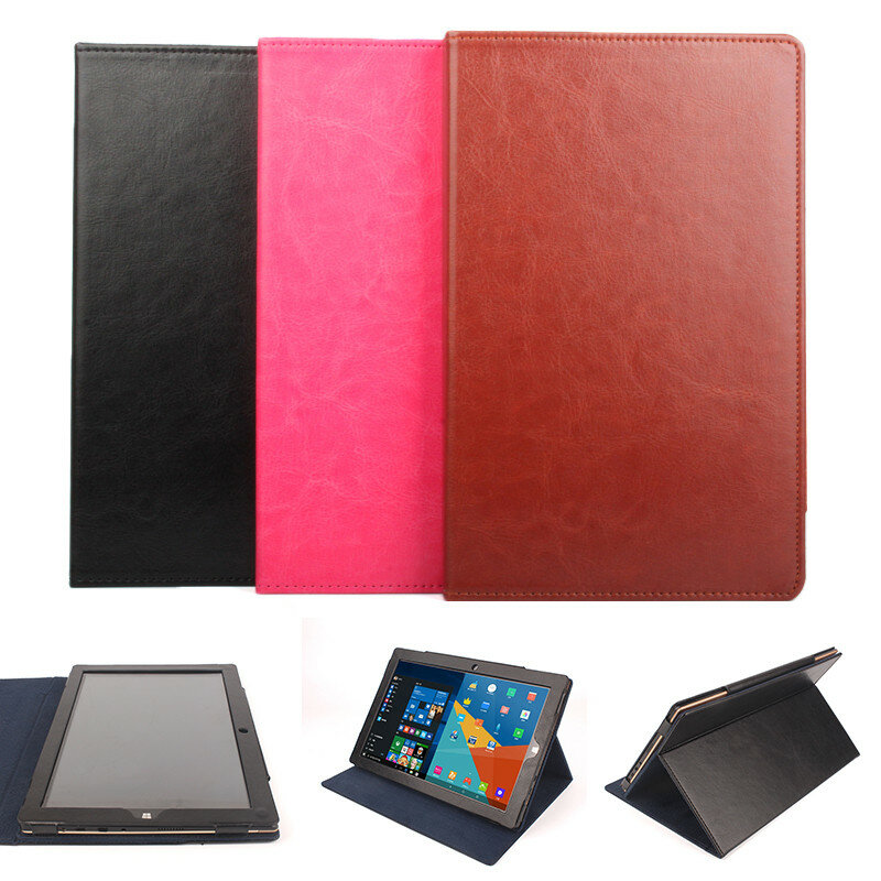 Stand Flip Folio Cover PU Leather Tablet Case Cover for Onda Obook20 Plus