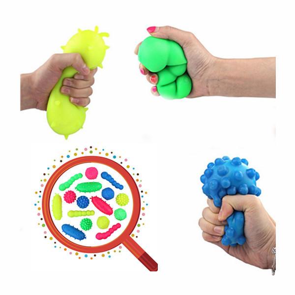 Giocattolo di modello di virus stress stress regalo divertente