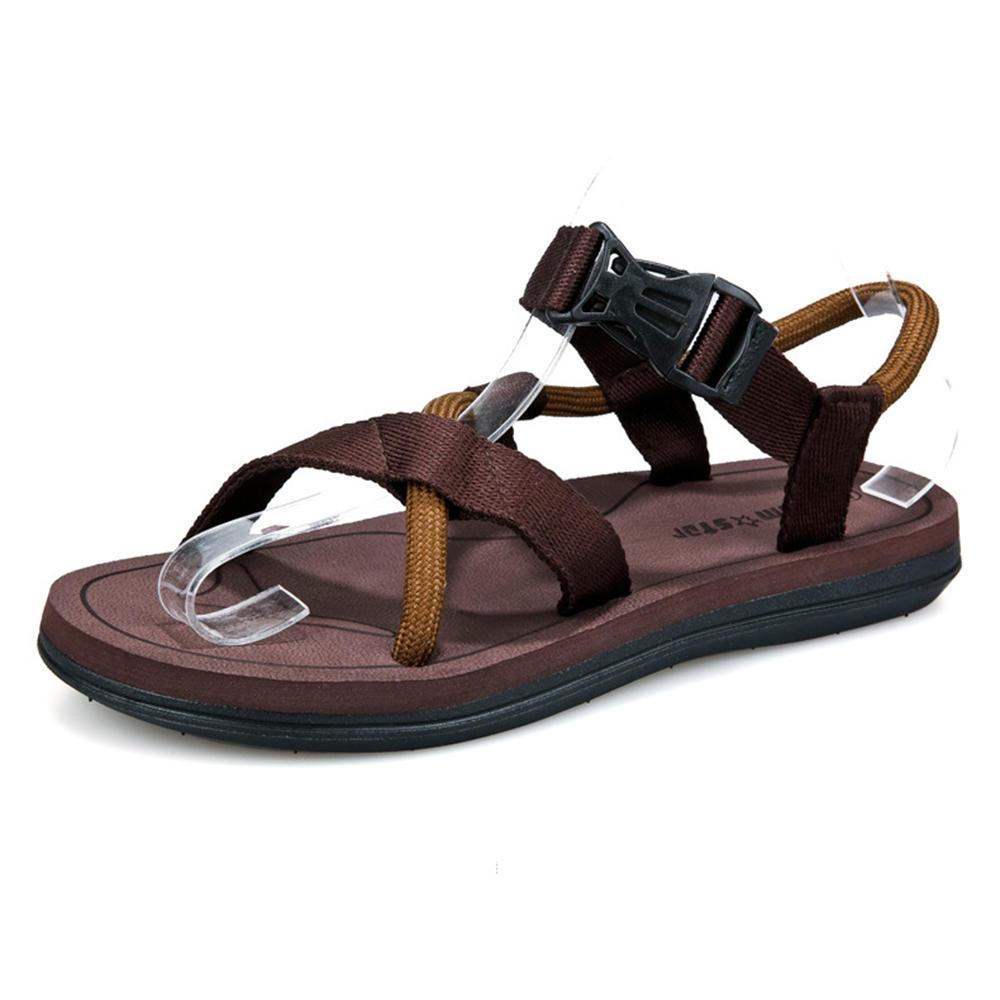 Hombre Cintura Abierta Transpirable y Cómoda Sandalias Playa Zapatos