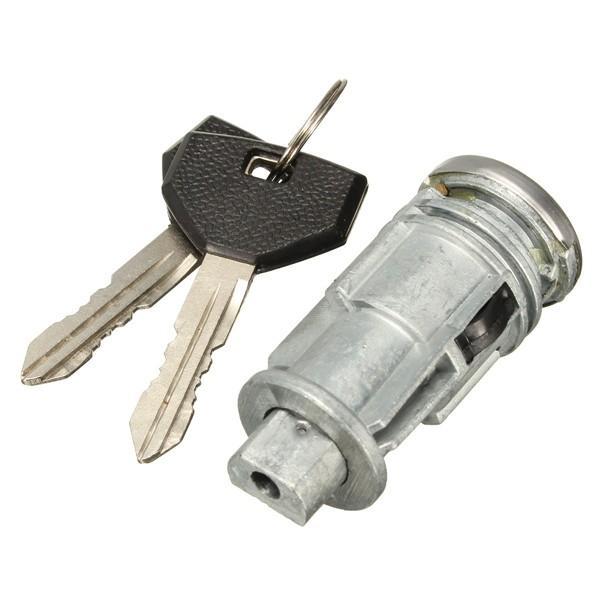 Llave de encendido cilindro de la cerradura de conmutación para Chrysler Dodge Jeep Plymouth