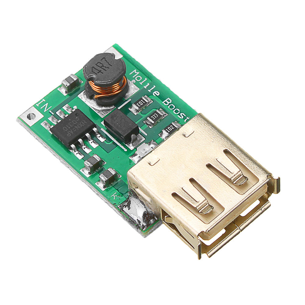 Electronic Components & Supplies Provided 8w 3v 3.7v To 5v Dc Dc Boost Step-up Converter Power Supply Module For Solar Mobile Phone Smartphone Li Ion Battery Charger New Varieties Are Introduced One After Another