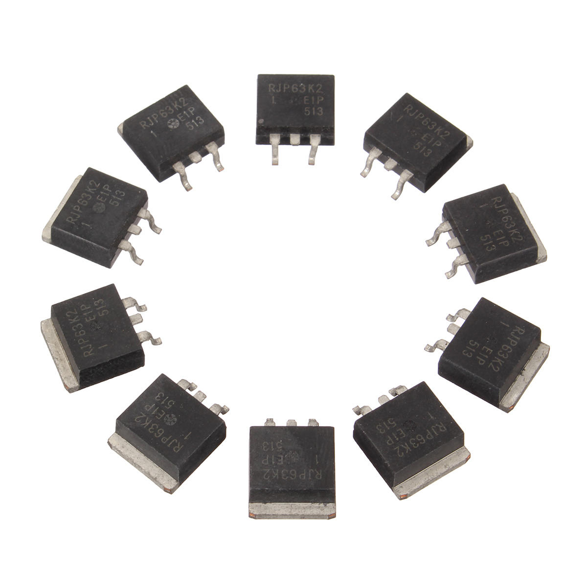 10 Pcs RJP63K2 TO-263 63K2 TO263 Chip IC