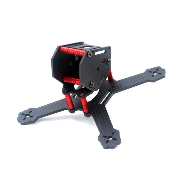 alfa x3 rs 130mm fibre de carbone fpv freestyle rc drone. Black Bedroom Furniture Sets. Home Design Ideas