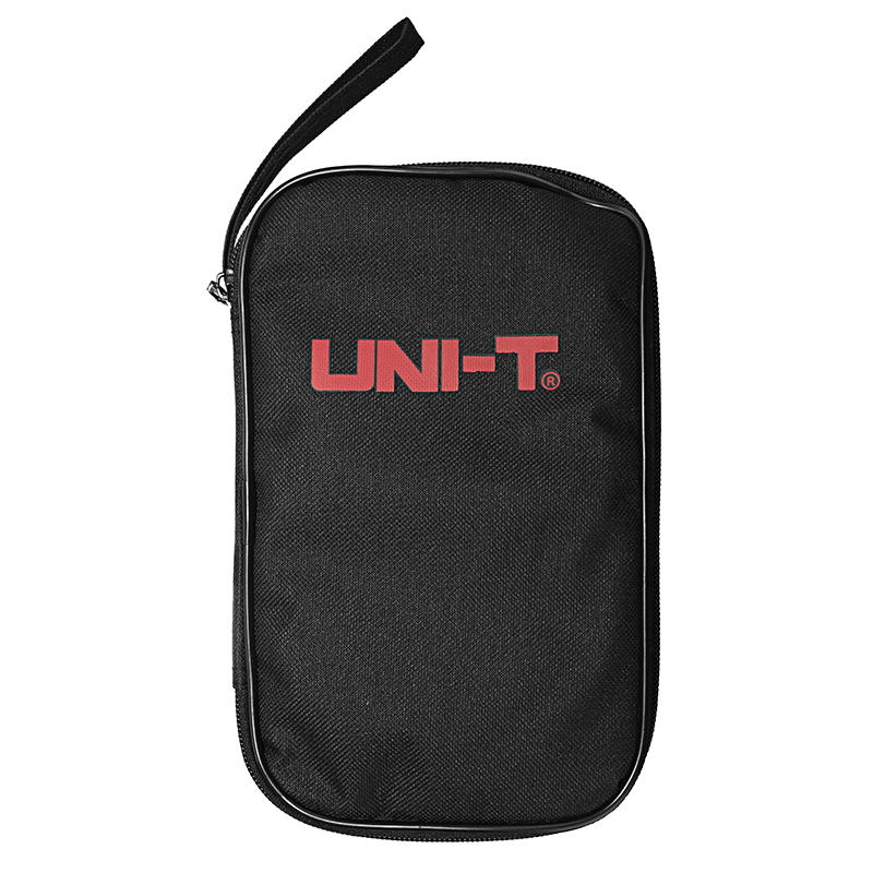 UNI-T Black Canvas Bag for UNI-T Series Digital Multimeter and Other Brand Multimeter