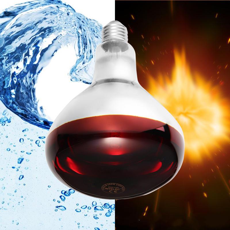 E27 100w 150w 175w 250w Smart Infrared Led Light Pets Bulb Poultry Heat Lamp Ac110 240v Sale