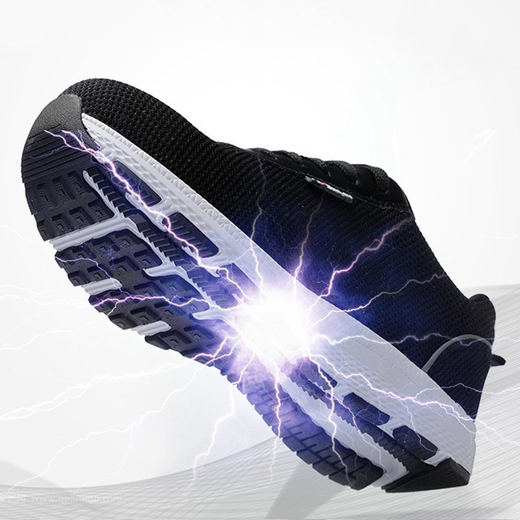 TENGOO мужская сверхлегкая защитная обувь Стальные носки кроссовки противоскользящие дышащие кроссовки альпинистские кроссовки
