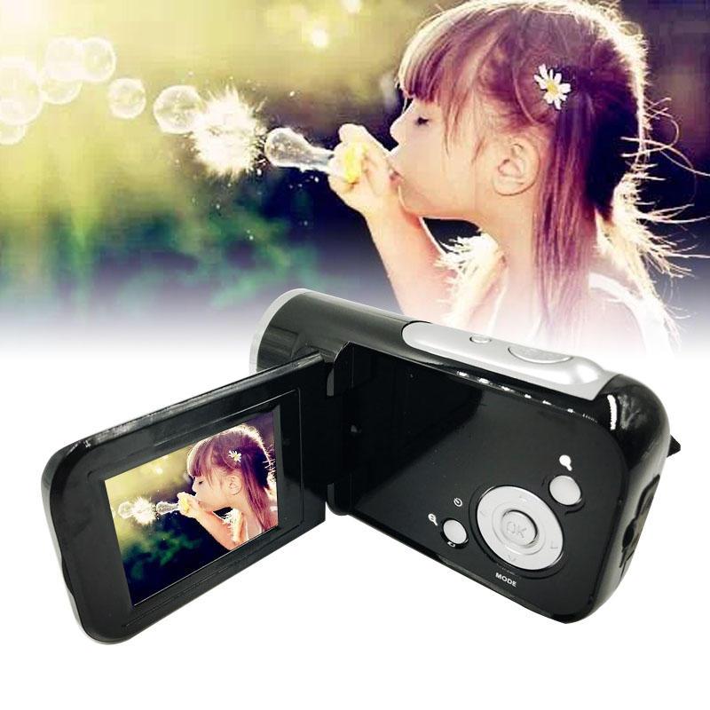 2.0inch 16MP 4X LCD Детское цифровое видео камера Мини На открытом воздухе Охота Спорт камера Игрушка