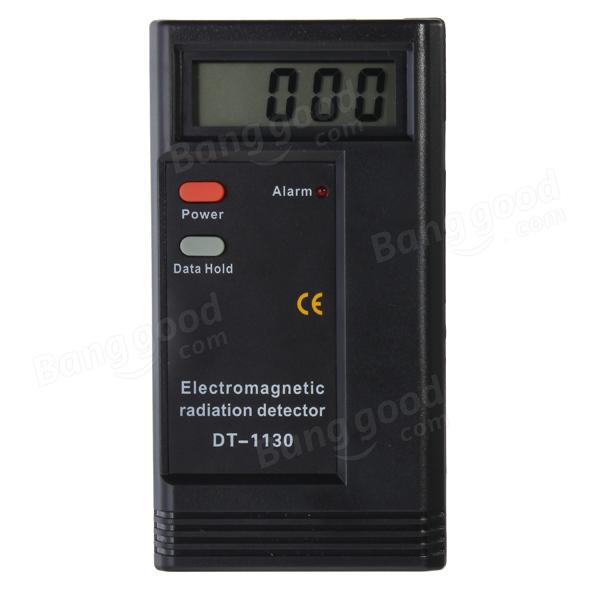 Other tools dt-1130 emf meter for electromagnetic radiation.