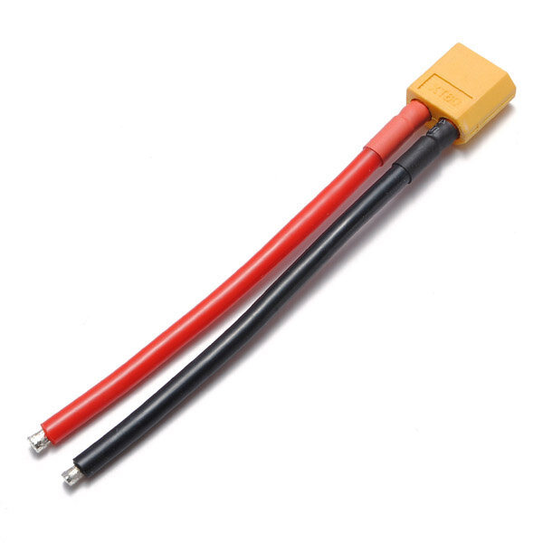 12 Awg Wire | Xt60 Male Plug 12awg 10cm With Wire Us 1 99