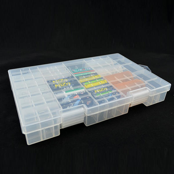 Plastic Battery Storage Case Holder Box for Battery Sorting
