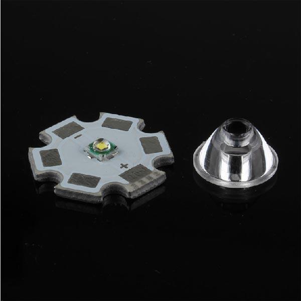 20 Degree XPE/XPG Series Flat Lens LED 11.8mm