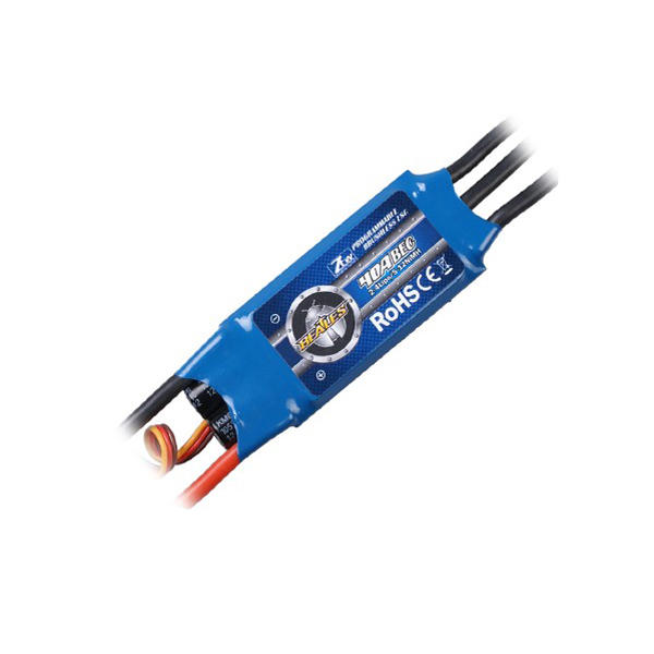 ZTW AL Beatles 40A BEC Speed Controller For RC Airplane
