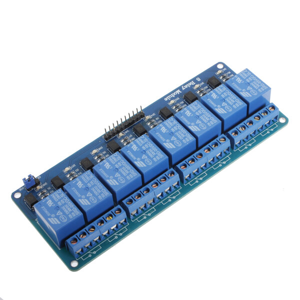 Geekcreit® 5V 8 Channel Relay Module Board For Arduino PIC AVR DSP ARM