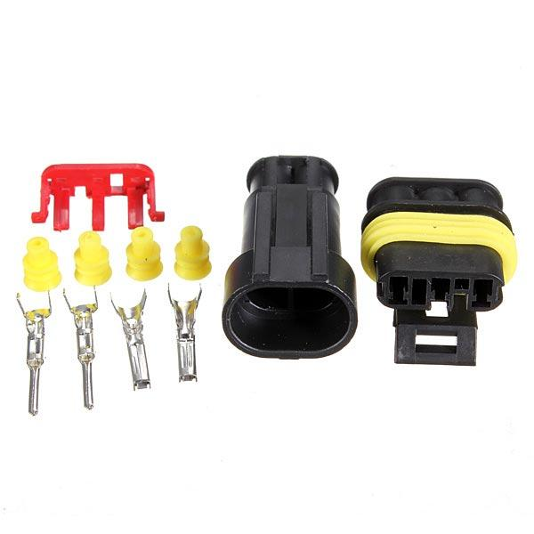 10 Kits 2 Pin Way Sealed Waterproof Electrical Wire Connector Plug  Wire Plug on 6 wire plug, 2 wire relay, 2wire 12v plug, 2 wire capacitor, 2 wire usb, 2 wire light, 2 wire ring, 2 wire motor, 4 wire plug, 2 wire tubing, 2 wire control, 2 wire connector, wiring plug to plug, 2 wire twist, 2 wire outlet, 2 wire starter, 2 wire pump, 2 wire thermostat, 2 wire coupler, correct wiring of a plug,