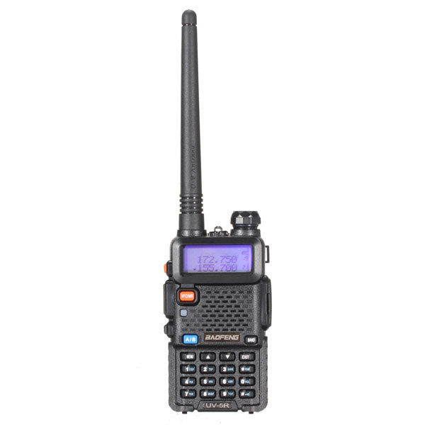 BAOFENG UV-5R Dual Band Håndholdt Transceiver Radio Walkie Talkie