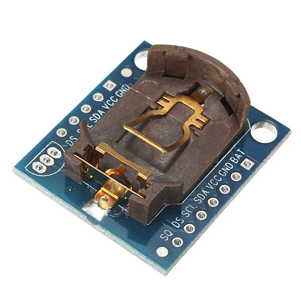 Other Warehouse. Send me purchase update on Messenger. I2C RTC DS1307 AT24C32 Real Time Clock Module For AVR ARM ...