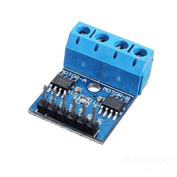 L9110S Double Channel DC Stepper Motor Driver Module Drive Two Motor ...