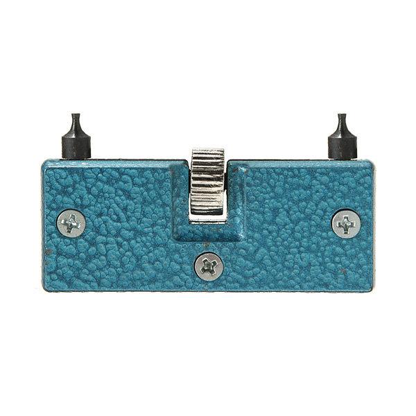 Anclar relojes impermeables de rosca en la caja trasera de apertura