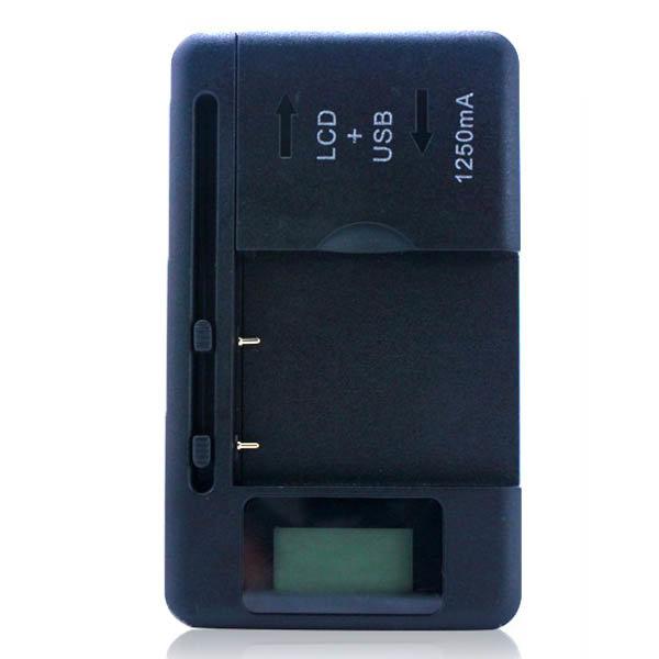 Affichage LCD chargeur universel pour téléphone mobile de la batterie
