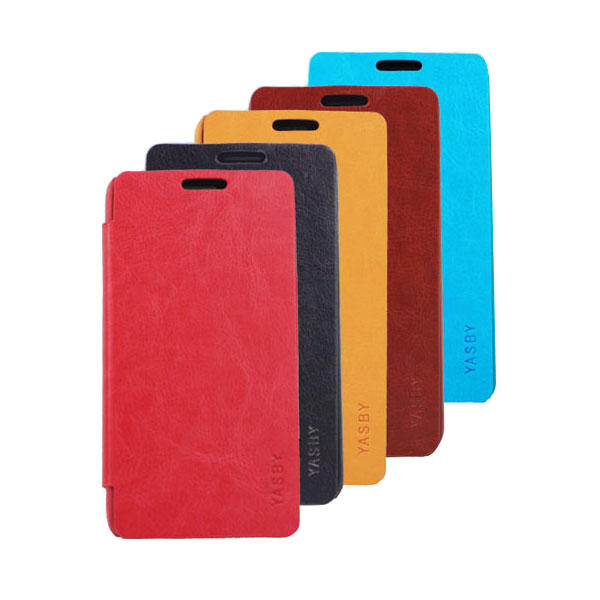 YASBY Flip Leather Protective Case For MEIZU MX2