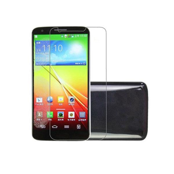 LG G2 D802 için Parlak Parlak Ön Ekran Koruyucu