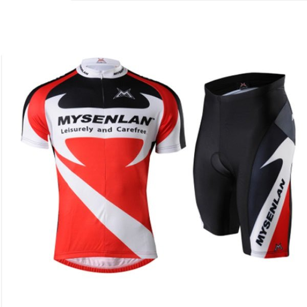 Indossare mysenlan mountain bike vestito bicicletta estate sport per uomo