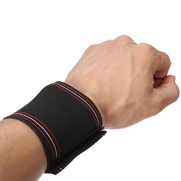 Supporto per il polso elastico sollevamento compressione sportiva brace