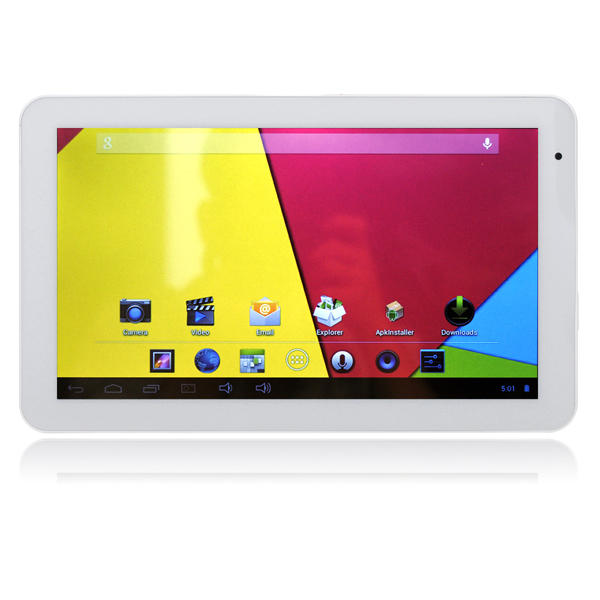 ICOO d10m rk3026 dual core da 1.2GHz 10.1 pollici Android 4.2 tablet