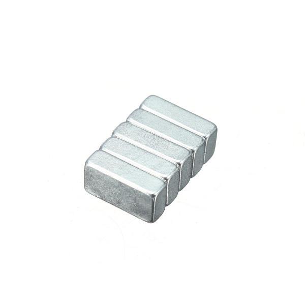 25 piezas N35 10x5x3 mm Raro Tierra de neodimio Super Strong Imanes