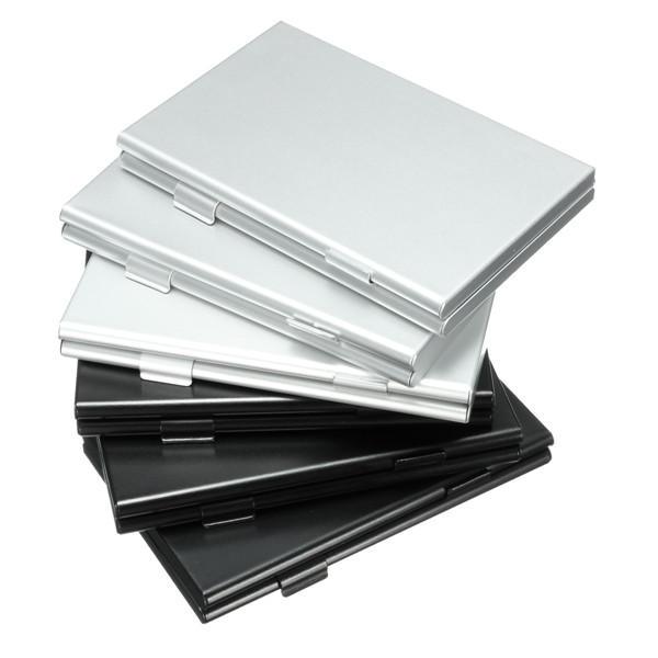 Memoria della scheda di memoria SD MMC TF in lega di alluminio Scatola Custodia protettiva Custodia